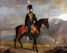 Captain William Drummond (1796-1881) 10th Hussars