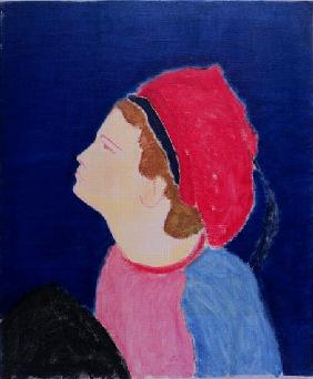 Claude, 1993 (oil on canvas)