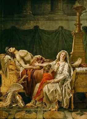 Le deuil d'Andromache