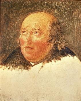 Portrait of Michel Gerard (Pere Gerard)