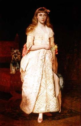 Rose: Portrait of Miss Rose Fenwick