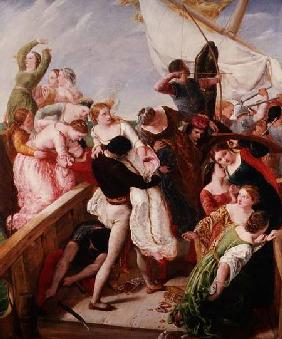 The Rescue of the Brides of Venice