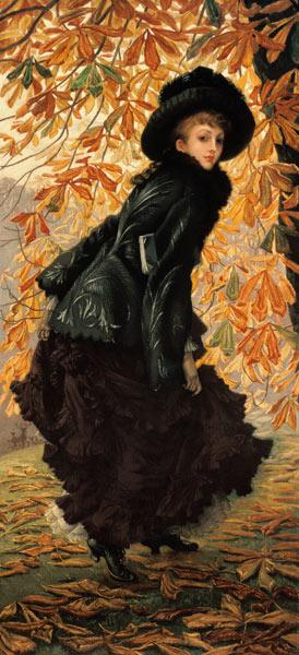 Tissot, James Jacques : October