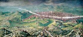 The Siege of Florence in 1530