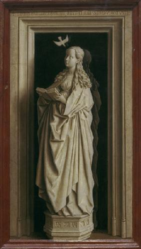 Diptych of the Annunciation