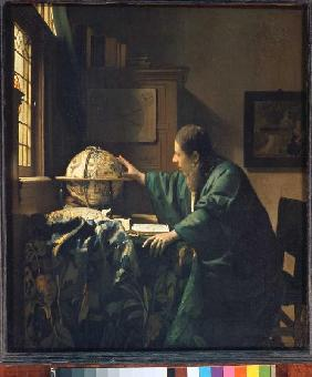 The astronomer.
