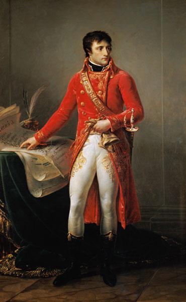 Bonaparte Premier Consul - Terminé Napoleon-Bonaparte
