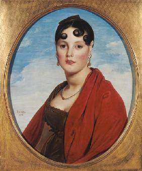 Portrait of Madame Aymon, or La Belle Zelie