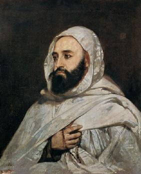 Portrait of Abd el-Kader (1808-83)