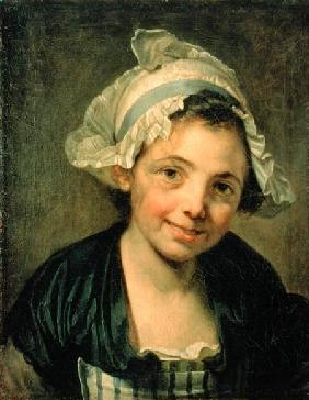 Girl in a Bonnet