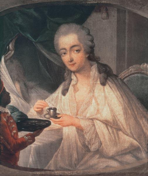 La Comtesse du Barry (1743-93)