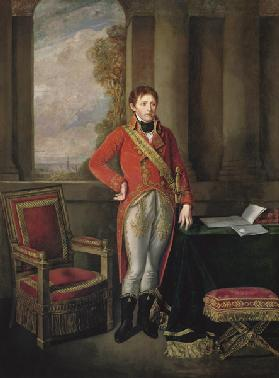 Napoleon Bonaparte (1769-1821) as First Consul