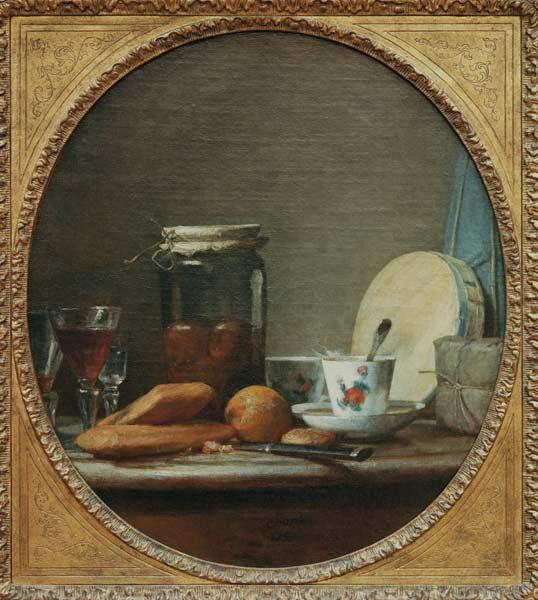 The Jar of Apricots