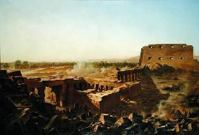 The Battle at the Temple of Karnak: The Egyptian Campaign