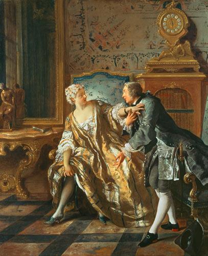 Ancien Regime Rococo  Boucher