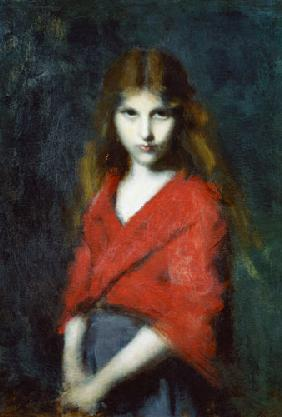 Portrait of a Young Girl, The Shiverer