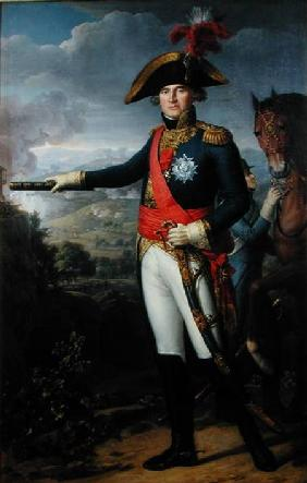 Jean Mathieu Philibert Serurier (1742-1819) Comte d'Empire