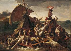 Study for The Raft of the Medusa
