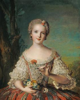 Portrait of Madame Louise de France (1737-87) at Fontevrault