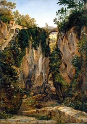 A rocky Valley in Sorrento