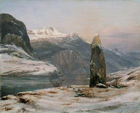 Winter at the Sognefjord