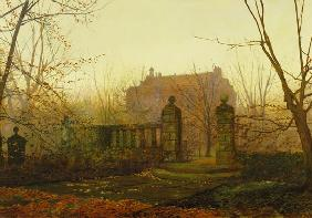 Grimshaw, John Atkinson : Autumn Morning
