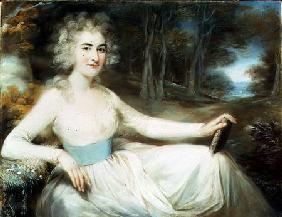 Portrait of Miss Harriet Read