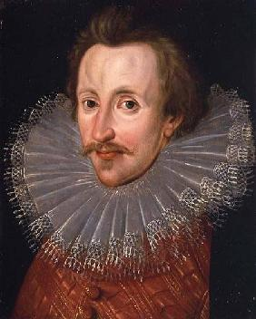 Portrait of Sir Philip Sidney (1554-86)