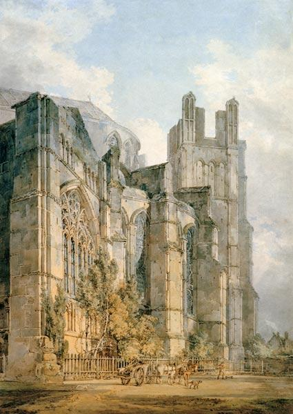 Turner / St Anselm s Chapel / Canterbury
