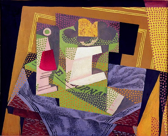 Juan Gris Fruit Bowl