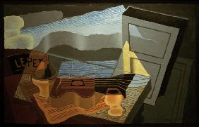 Juan Gris, View of the Bay