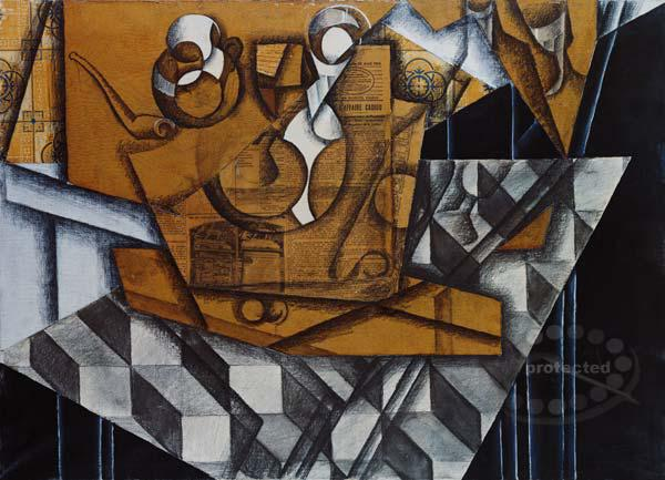 juan gris en reproductions imprimes ou peintes sur repro tableaux com. Black Bedroom Furniture Sets. Home Design Ideas