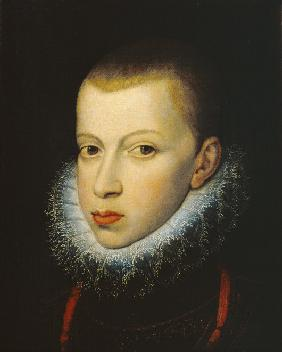 Portrait of Philip III (1578-1621), King of Spain and Portugal