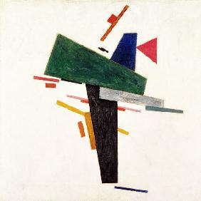 Malevich / Untitled / c. 1916