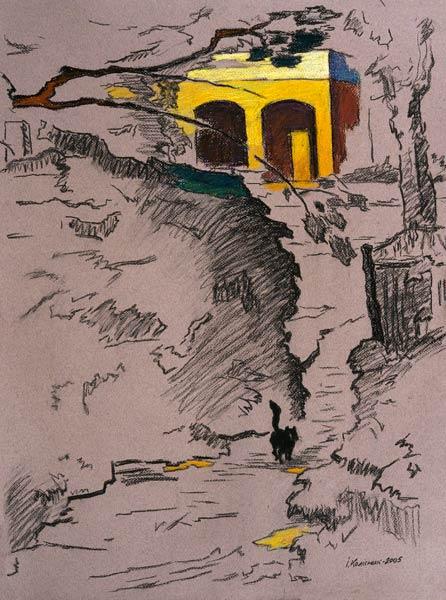ivan kolisnyk en reproductions imprimes ou peintes sur repro tableaux com. Black Bedroom Furniture Sets. Home Design Ideas