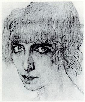 Portrait of Marchesa Luisa Casati