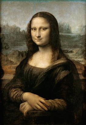 Mona Lisa (la Joconde) 1503