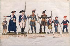 Characters of the French Revolution