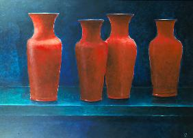 Red Pots, 1988
