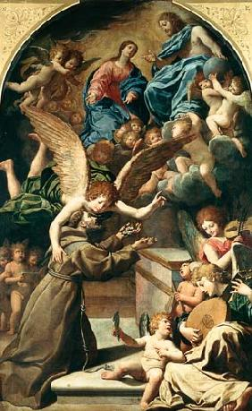 The Ecstasy of St. Francis