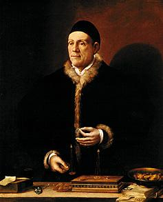 portrait de Jacob Fugger
