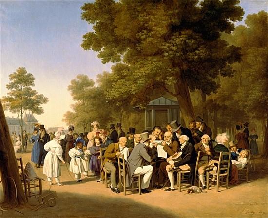 Prix tuileries gardens