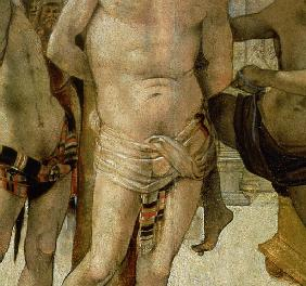 Flagellation of Christ (detail of 57541)