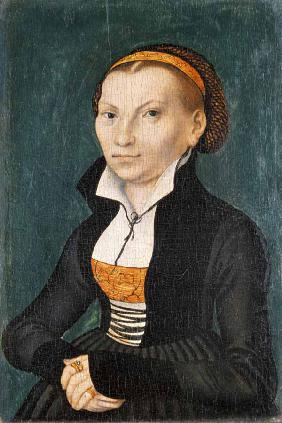 Katharina von Bora, future wife of Martin Luther