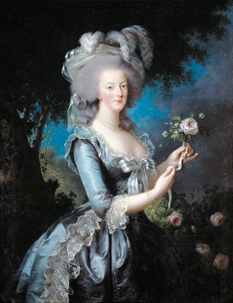 """Résultat de recherche d'images pour """"Marie-Antoinette à la rose"""""""