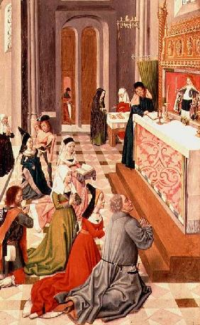 The Veneration of St. Ursula