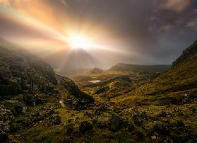 Trotternish Ridge Light #3