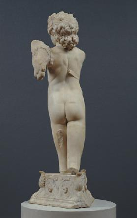Back view of the 'Manhattan' Cupid