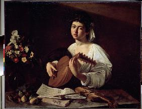 The Lute Player