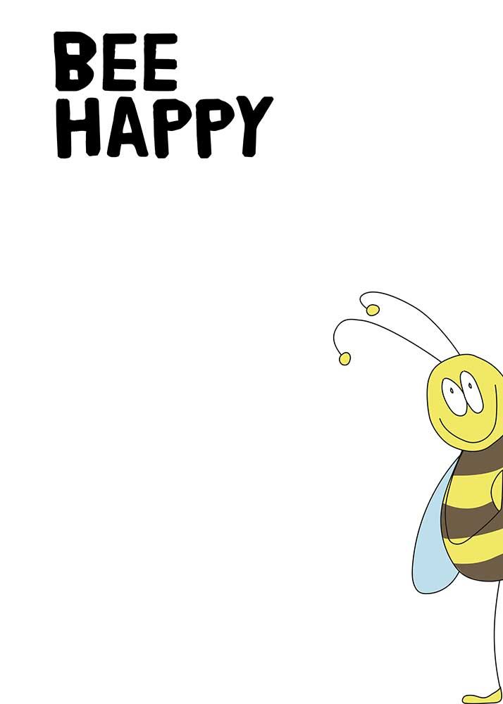 Bee happy 4